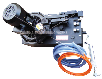 Tracking Roller Assembly TRA with Web Guiding System