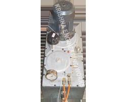 Unwinder Rewinder Machine with Web Aligner Unit