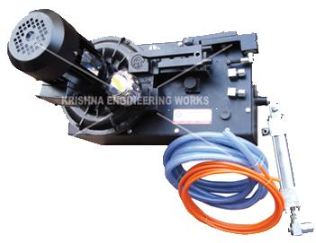 Web Aligner for Rotogravure Printing Machine